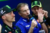 Press-Conference, Monster Energy Yamaha MotoGP