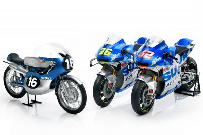 Suzuki unveil brand-new 2020 livery