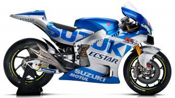 Suzuki bike evolution