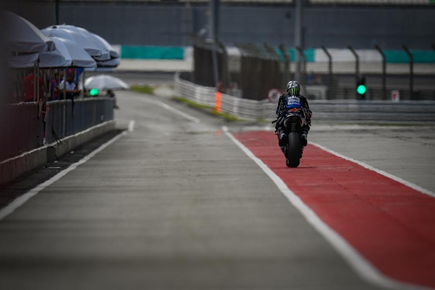Maverick Viñales, Monster Energy Yamaha MotoGP, Sepang MotoGP™ Official Test