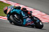 Fabio Quartararo, Petronas Yamaha SRT, Sepang MotoGP™ Official Test