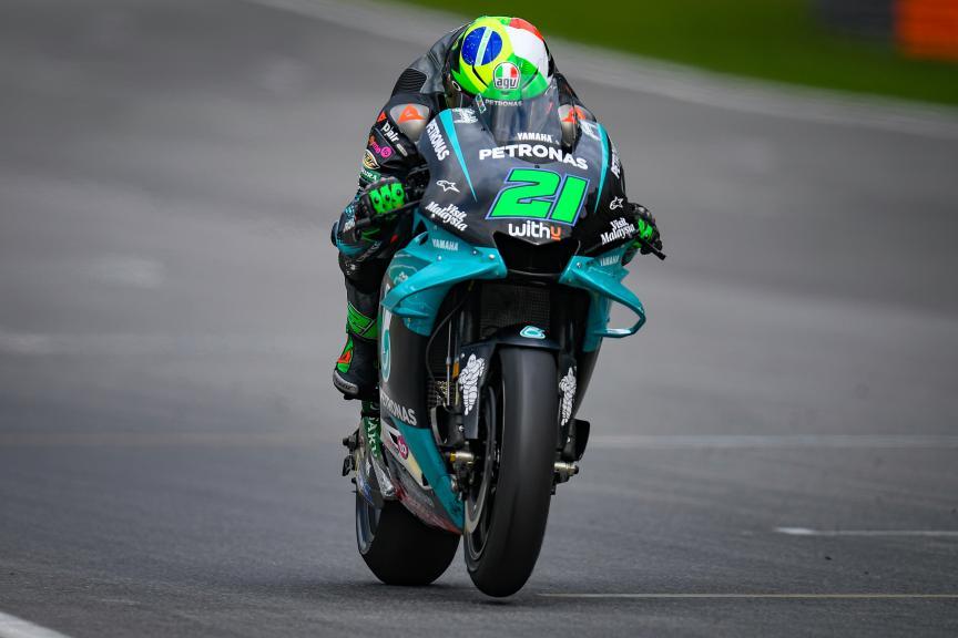 Franco Morbidelli, Petronas Yamaha SRT, Sepang MotoGP™ Official Test