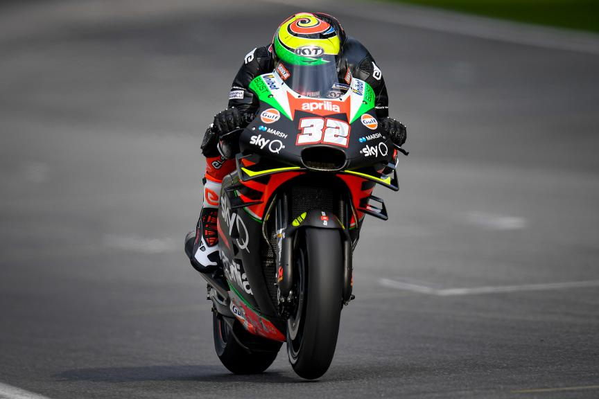 Lorenzo Savadori, Aprilia Factory Racing, Sepang MotoGP™ Official Test
