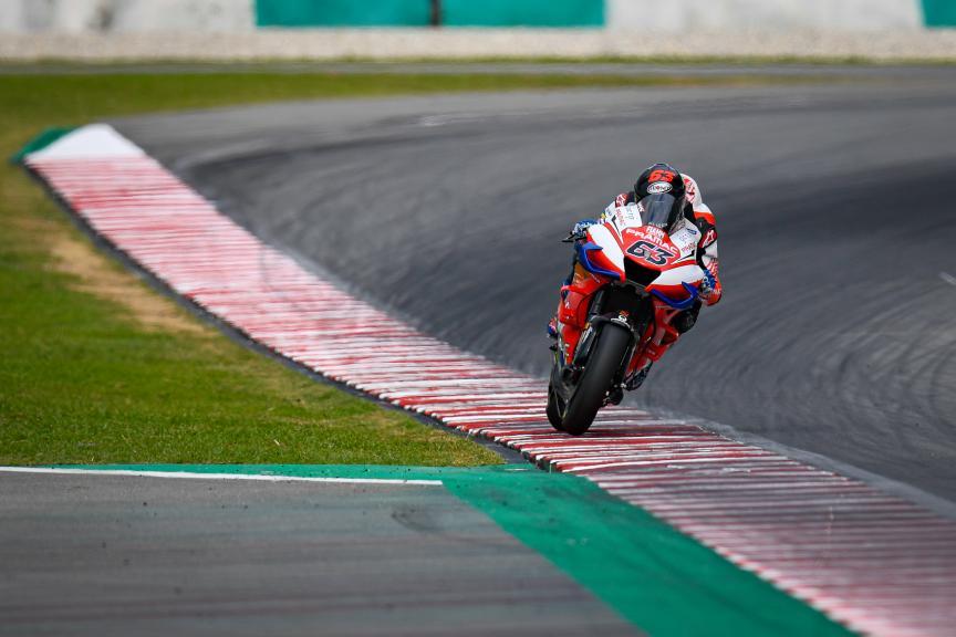 Francesco Bagnaia, PRAMAC RACING, Sepang MotoGP™ Official Test