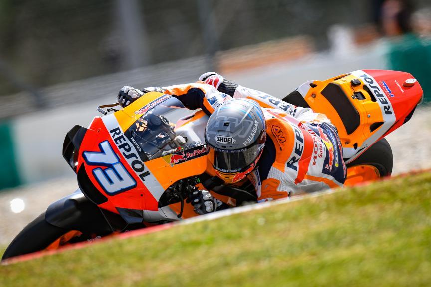 Alex Marquez, Repsol Honda Team, Sepang MotoGP™ Official Test