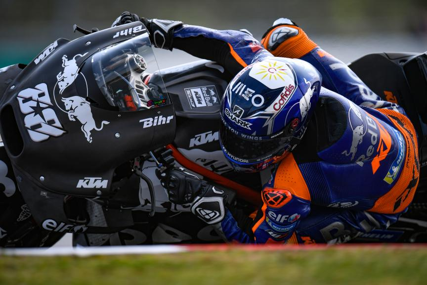 Miguel Oliveira, Red Bull KTM Tech 3, Sepang MotoGP™ Official Test