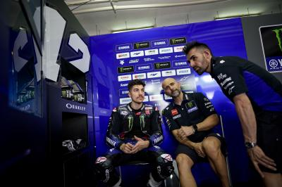Rossi, Viñales and Meregalli reflect on the 2020 M1