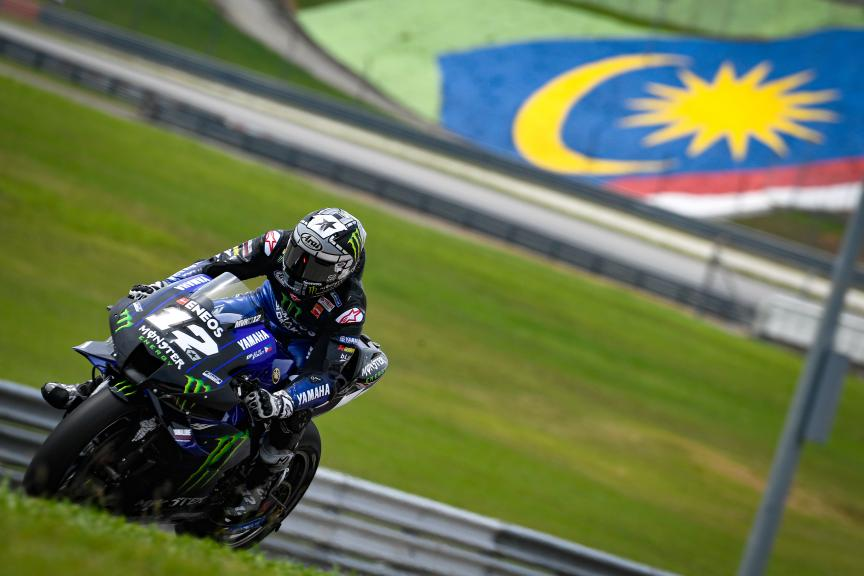 Maverick Viñales, Monster Energy Yamaha MotoGP, Sepang MotoGP™ Official Test