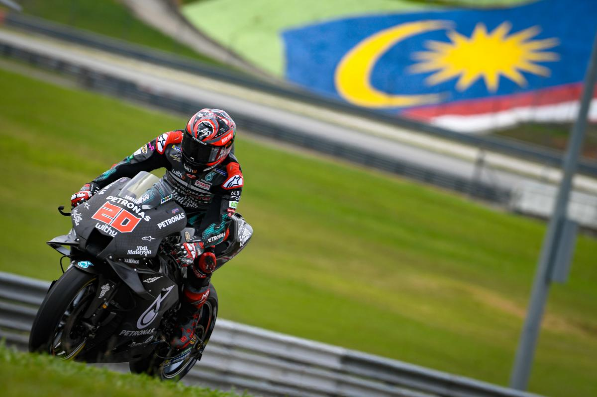 """Sticker Fabio Quartararo MotoGP /""""20/"""""""