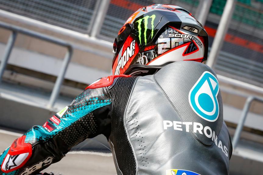 Fabio Quartararo, Petronas Yamaha SRT, JerezMotoGP™ Official Test