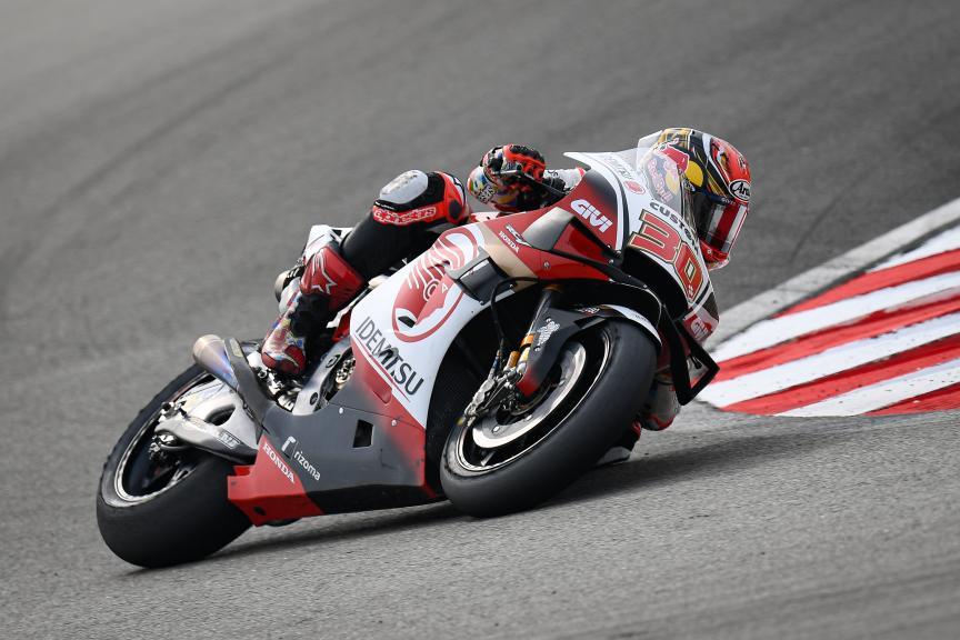 Takaaki Nakagami, LCR Honda Idemitsu, Sepang MotoGP™ Official Test
