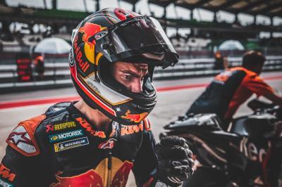 Pol Espargaro praises Pedrosa's KTM test efforts
