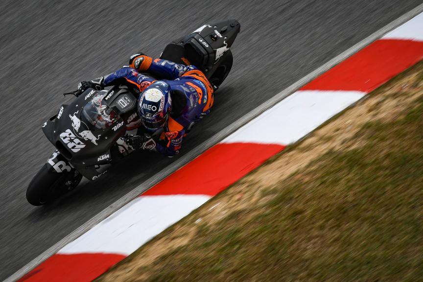 Miguel Oliveira, Red Bull KTM Tech 3, Sepang MotoGP™ Official Test