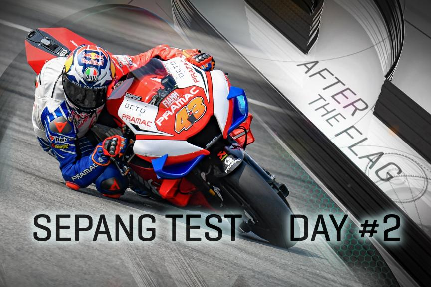 ATF test Sepang 2