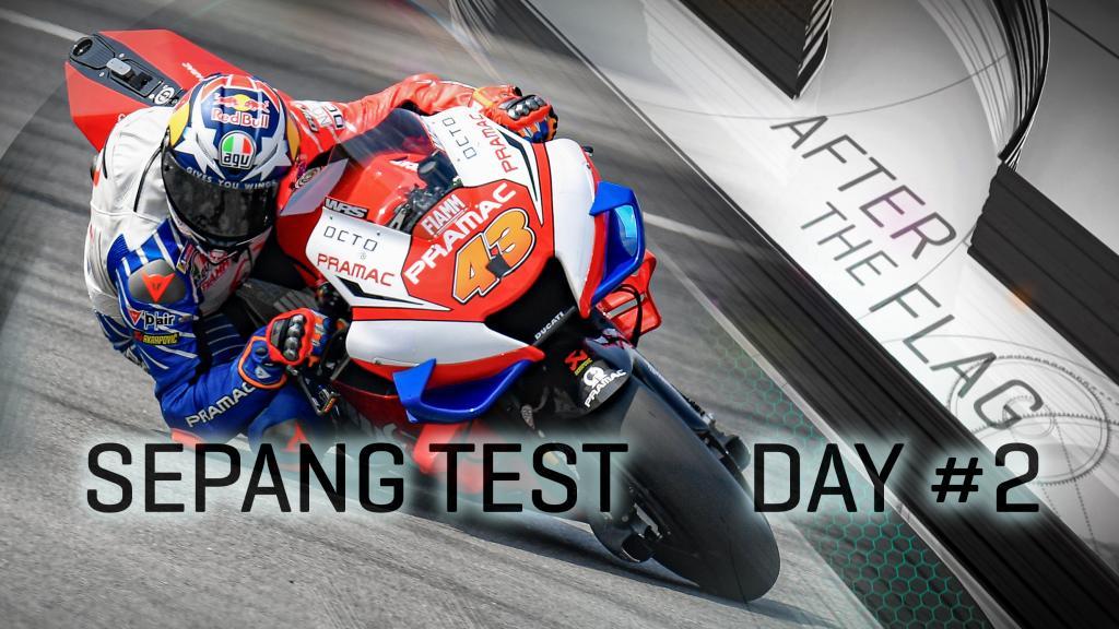 TC ATF test Sepang 2