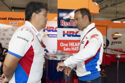Honda: Alex Marquez 'better than we expected'