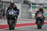 Maverick Viñales, Fabio Quartararo, Sepang MotoGP™ Official Test