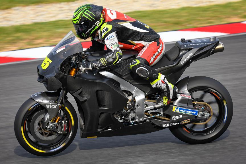 Cal Crutchlow, LCR Honda Castrol, Sepang MotoGP™ Official Test