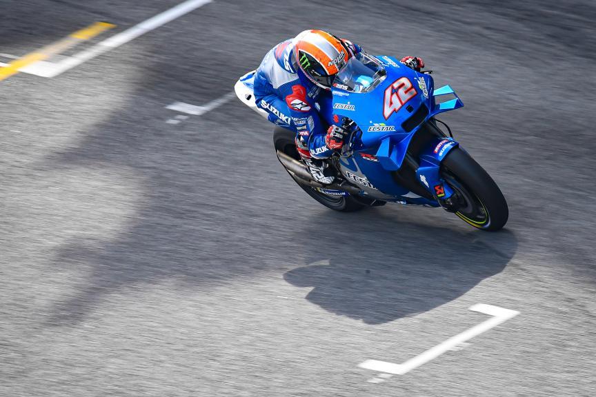 Alex Rins, Team Suzuki Ecstar, Sepang MotoGP™ Official Test