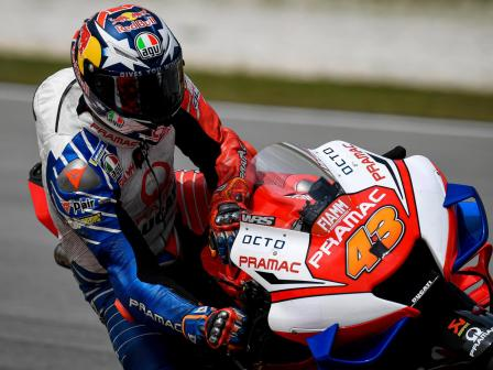 All the photos from the 2020 Sepang Test