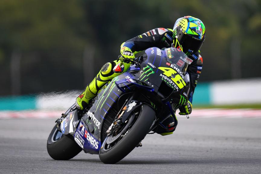 Valentino Rossi, Monster Energy Yamaha MotoGP, Sepang MotoGP™ Official Test