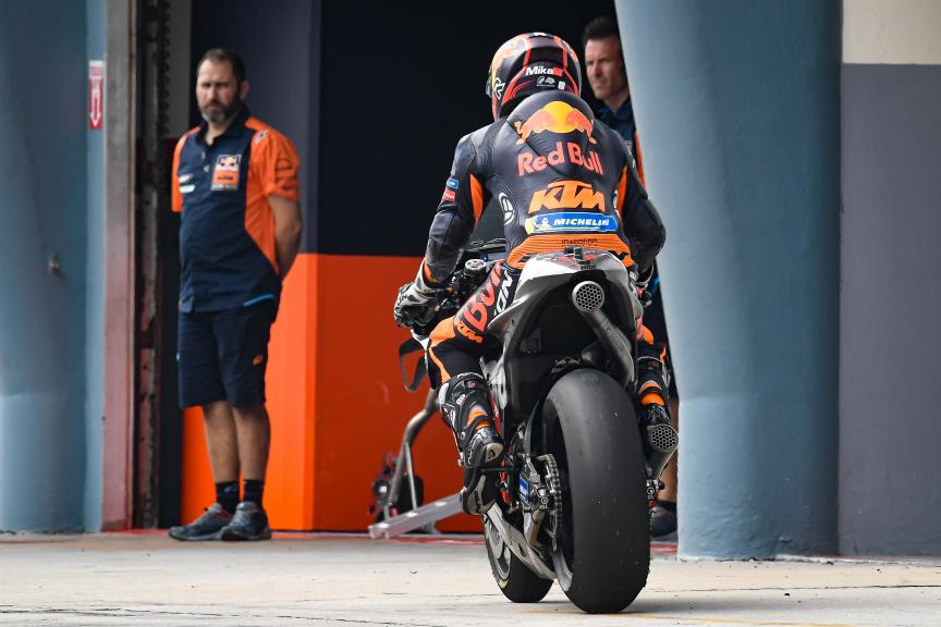 Mika Kallio, Red Bull KTM Factory Racing, Sepang MotoGP™ Official Test