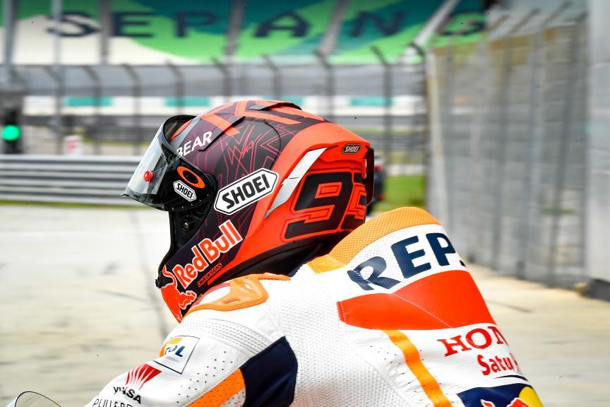 Marc Marquez, Repsol Honda Team, Sepang MotoGP™ Official Test