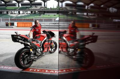 Ducati alza el vuelo justo a tiempo