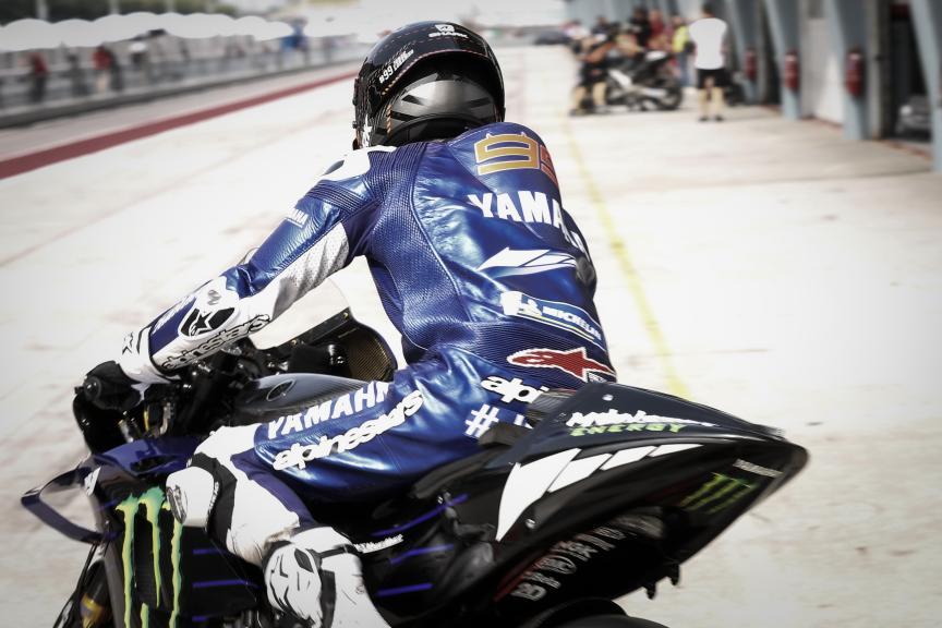 Jorge Lorenzo, Yamaha Test Team, Sepang MotoGP™ Official Test