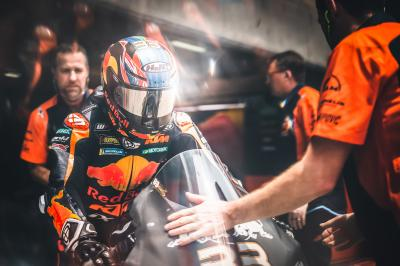 KTM keep the dream alive after Sepang Test