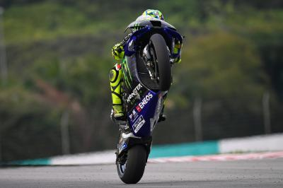 Happy #WheelieWednesday with @valeyellow46 showing us how it's done at