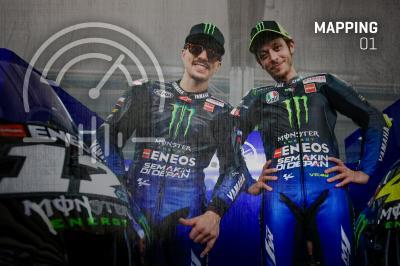 Mapping 1: El arsenal de Yamaha y la honestidad de Rossi