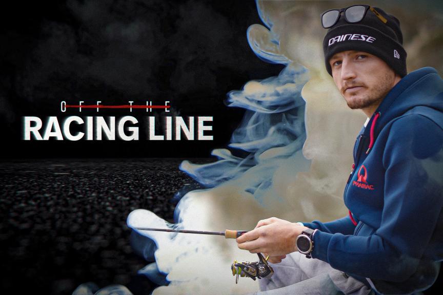 Of the racing line - Miller
