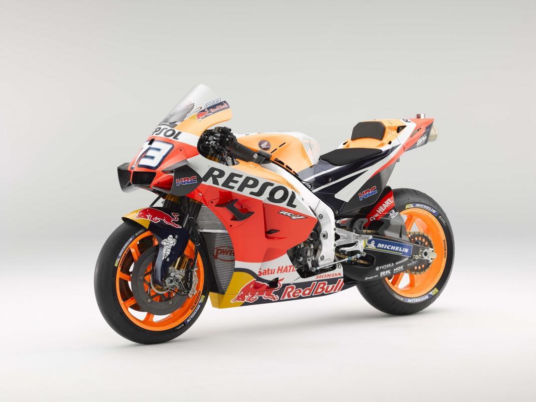 Photo gallery: 2020 Repsol Honda Team launch | MotoGP™