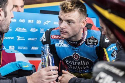 Lowes se pierde el Test de Jerez por lesión