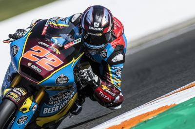 Lowes to miss Jerez Moto2™ Test due to injury