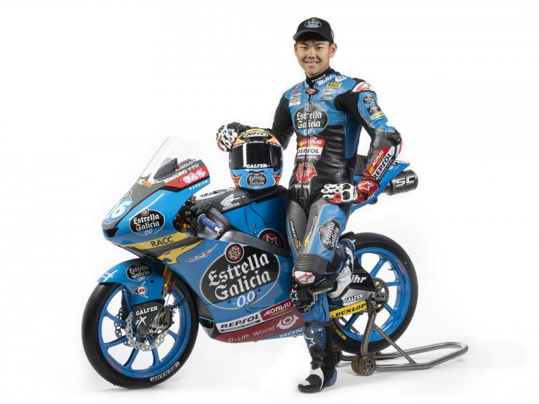 Team Estrella Galicia 0,0 Marc VDS Launch 2020