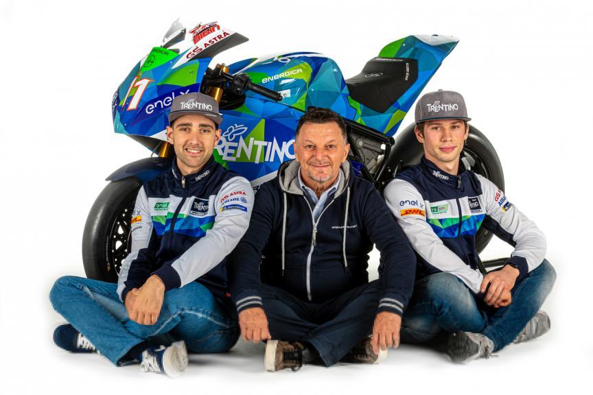 Gresini Racing Launch 2020