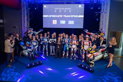 Gresini Racing launch 2020 campaign
