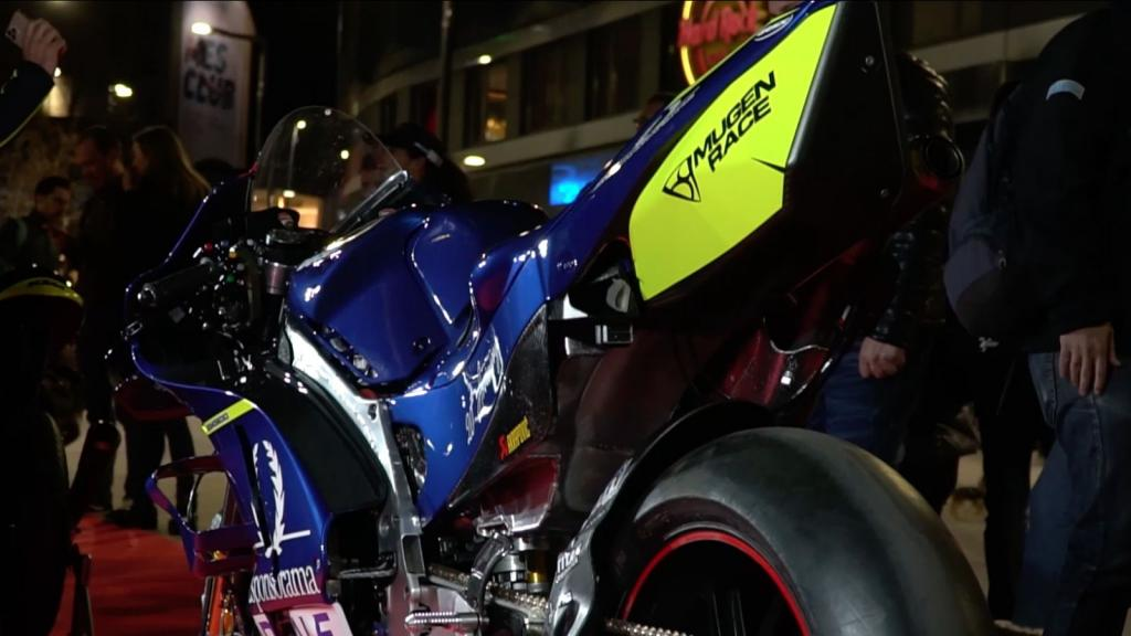 Reale Avintia Racing Team Launch 2020