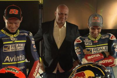 All of the highlights from Reale Avintia's 2020 launch
