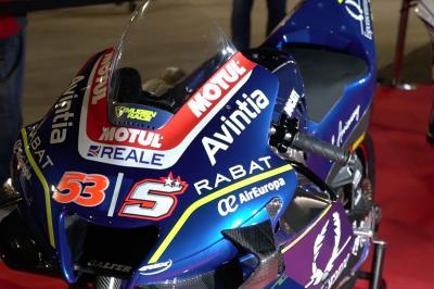 Reale Avintia Racing pronta al grande salto