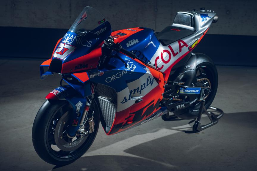 Red Bull KTM Tech 3 Launch 2020