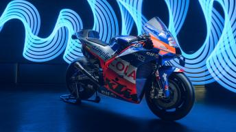 Red Bull KTM Tech 3 new livery