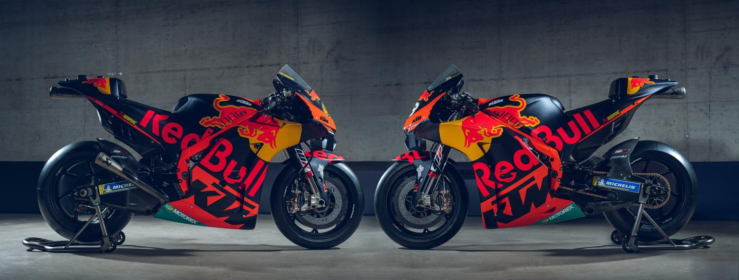 Red Bull KTM Factory Racing Launch 2020