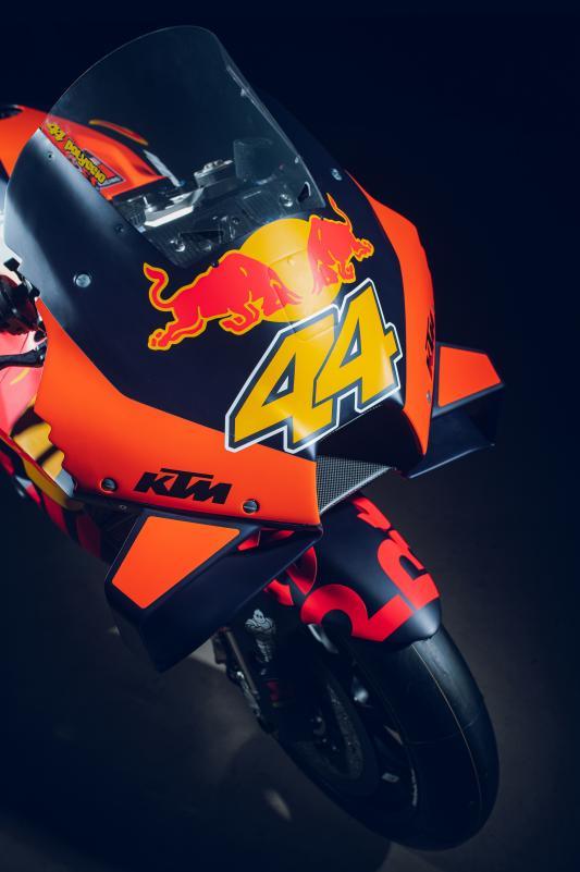 Red Bull Ktm Factory Team S 2020 Colours Motogp