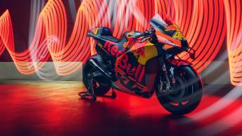 Red Bull KTM Factory team's 2020 colours