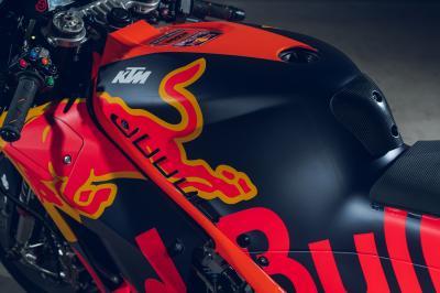 Las fotografías de la RC16 oficial de KTM para 2020