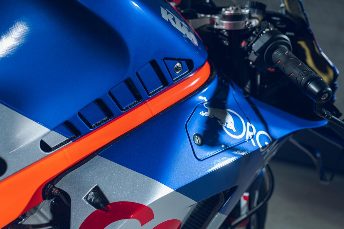 Photo gallery: Red Bull KTM Tech 3's brand-new 2020 colours