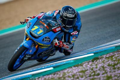 Garcia Dols parte subito alla carica a Jerez